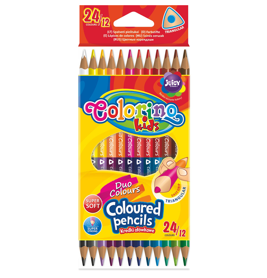 kredki ołówkoe Colorino