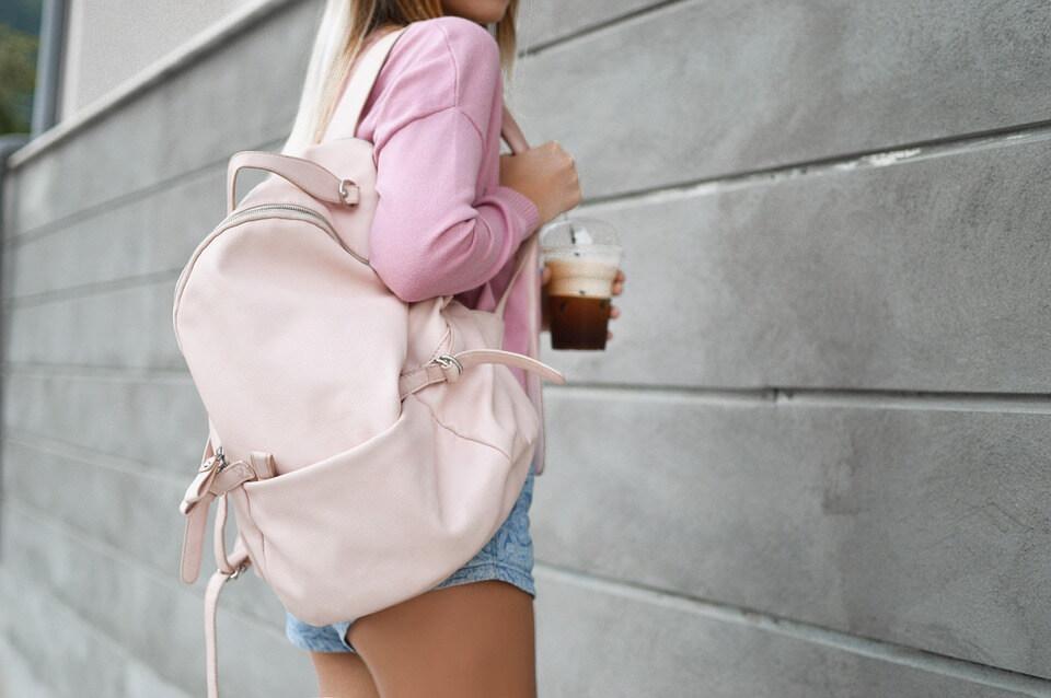 plecak dla dziewczyn